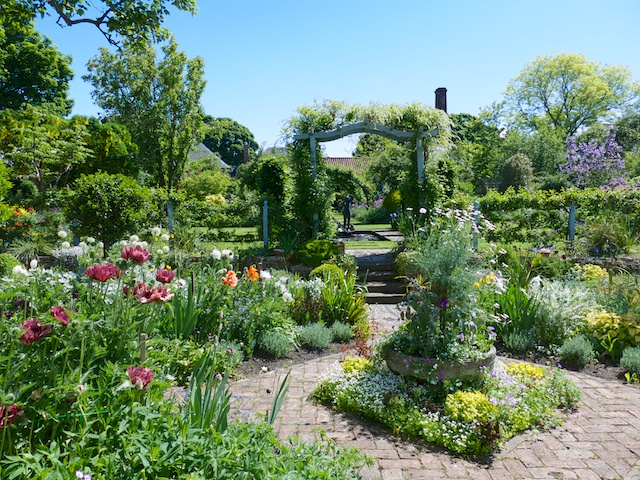 Shepherd House Garden, one of the outstanding private gardens in Scotland