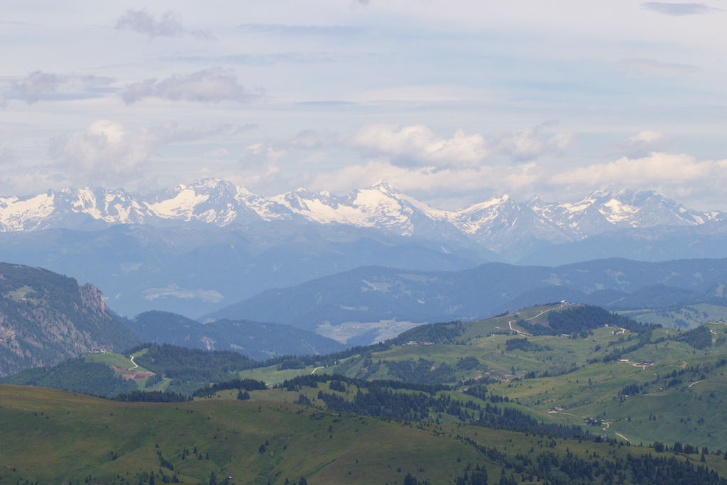 View into Austria
